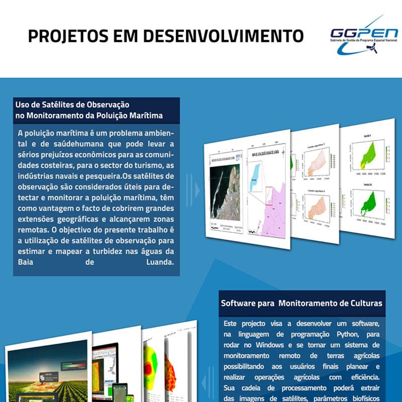 Projectos em desenvolvimento - GGPEN