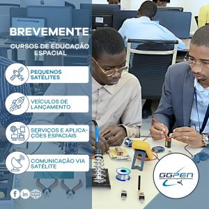 Cursos de Educação Espacial - GGPEN - Angola